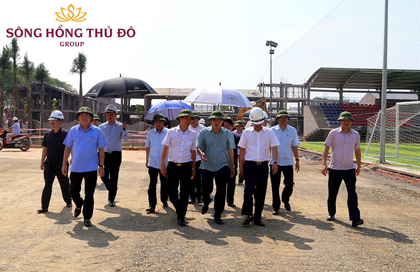 Dự án xây dựng nông thôn mới xã Tứ Xã