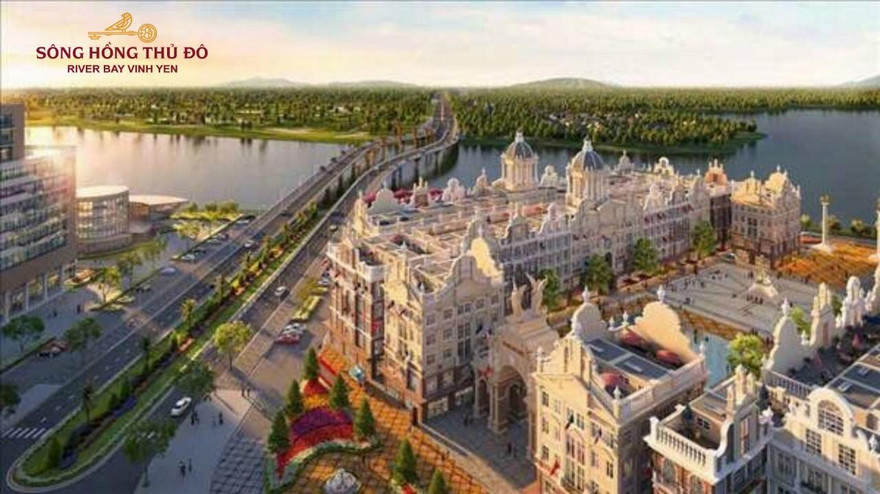 Giới thiệu dự án Khu đô thị sinh thái Bắc Đầm Vạc