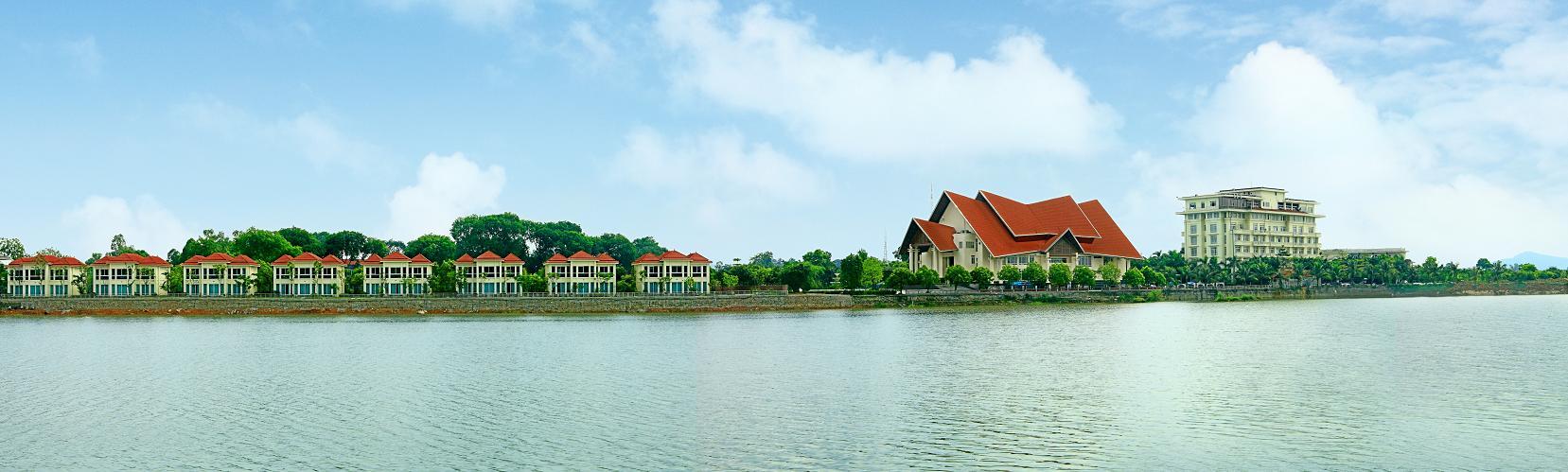 Khu nghỉ dưỡng Sông Hồng resort